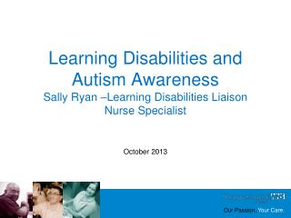 Learning Disabilities and Autism Awareness