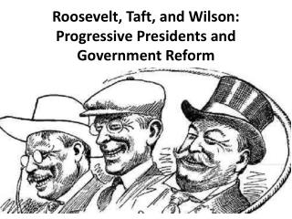 theodore roosevelt and woodrow wilson progressive Cover of teddy roosevelt's 1912 campaign music (buyenlarge/getty images) meanwhile, at the democratic national convention in baltimore, new jersey governor woodrow wilson managed to outlast.