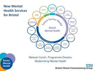 Melanie Corish, Programme Director,  Modernising Mental Health