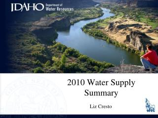2010 Water Supply Summary