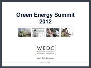 Green Energy Summit 2012