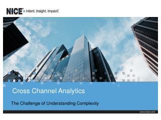 Cross Channel Analytics