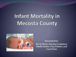 Infant Mortality in Mecosta County