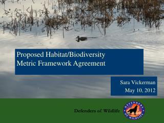 Sara Vickerman May 10, 2012