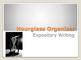 Hourglass Organizer