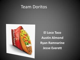 Team Doritos