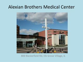 Alexian  Brothers Medical Center
