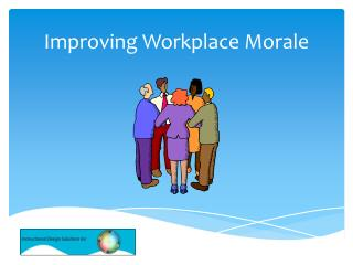 Improving Workplace Morale