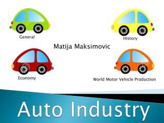 Auto  Industry