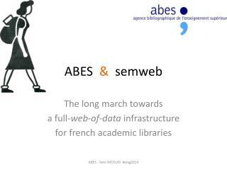 ABES   & semweb
