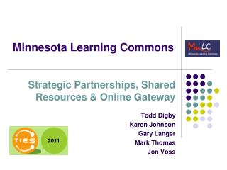 Minnesota Learning Commons