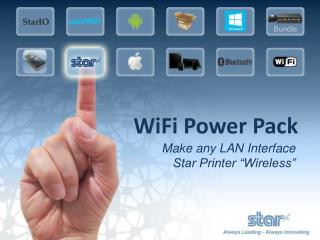 WiFi Power Pack