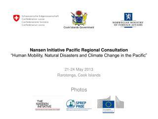 21-24 May 2013 Rarotonga , Cook Islands Photos