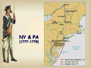 NY & PA [1777-1778]