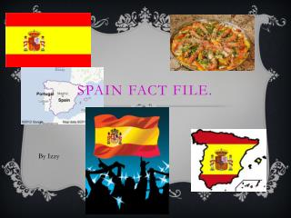 Spain fact file.