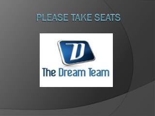 Please Take SEATS