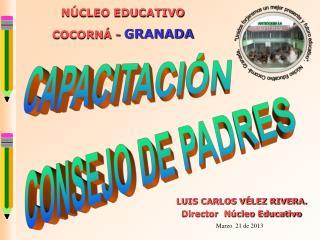 N�CLEO EDUCATIVO  COCORN� -  GRANADA