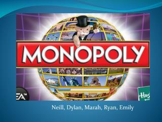 Neill, Dylan,  Marah , Ryan, Emily