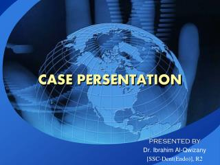 CASE PERSENTATION