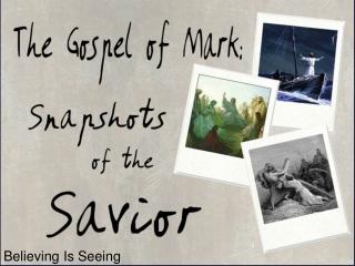 Seeing What Jesus Sees