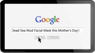 ppt 40050 Pamper Mom with Voila Natural s Argan Oil and Dead Sea Mud Facial Mask this Mother s Day