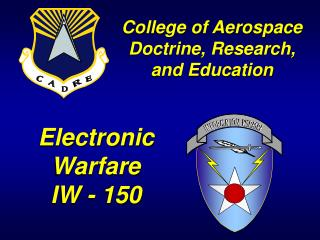 Electronic Warfare IW - 150