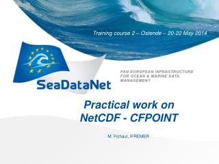 Practical work  on  NetCDF - CFPOINT