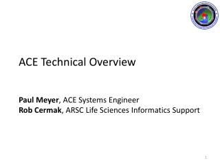 ACE Technical Overview