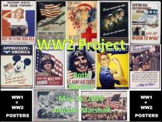 WW2 Project