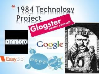 1984 Technology Project