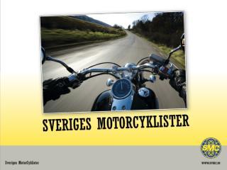 Vem är den svenske motorcyklisten?