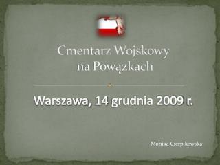 Cmentarz Wojskowy  na Powązkach