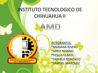 INSTITUTO TECNOLOGICO DE CHIHUAHUA II