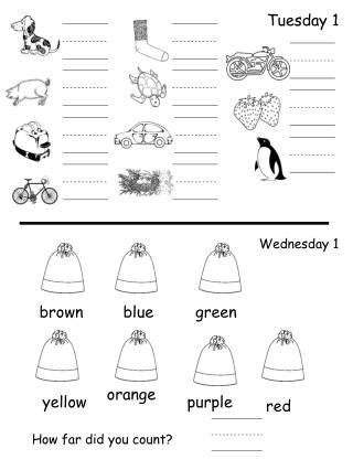 Tuesday 1
