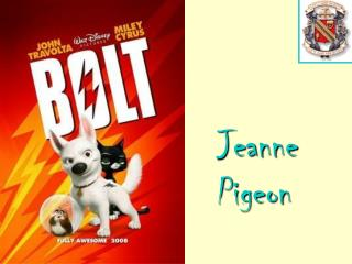 Jeanne Pigeon