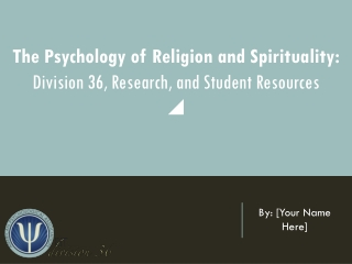 INCORPORATING DIVERSITY TOPICS THROUGHOUT THE PSYCHOLOGY CURRICULUM