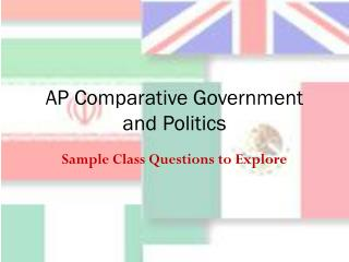 AP Comparative Government and Politics