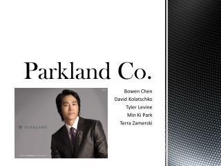 Parkland Co.