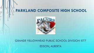 Parkland Composite High school