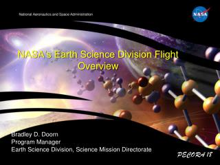 NASA's  Earth Science  Division Flight Overview