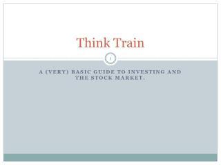 Think Train