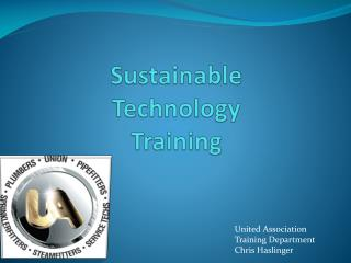 Sustainable  Technology  Training