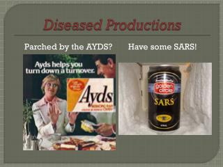 Diseased Productions