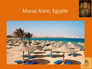 Marsa Alam , Egypte