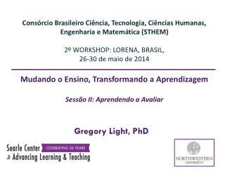 Gregory Light, PhD