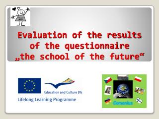 "Evaluation of the results of the questionnaire  ""the school of the future"""