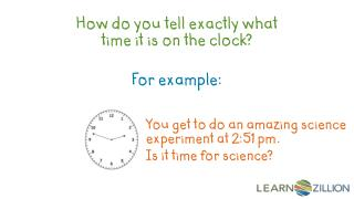 You get to do an amazing science experiment at 2:51 pm.  Is it time for science?