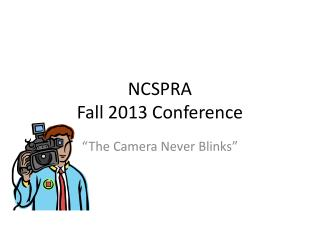 NCSPRA Fall 2013 Conference