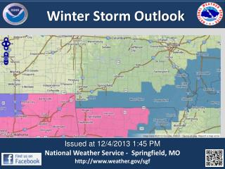 Issued  at 12/4/2013 1:45 PM National Weather Service -   Springfield, MO