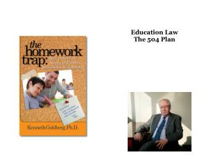 Education Law The 504 Plan
